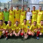 Echipa care a promovat in Liga a 2-a
