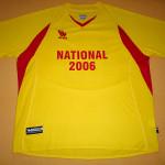 Tricou National 2006