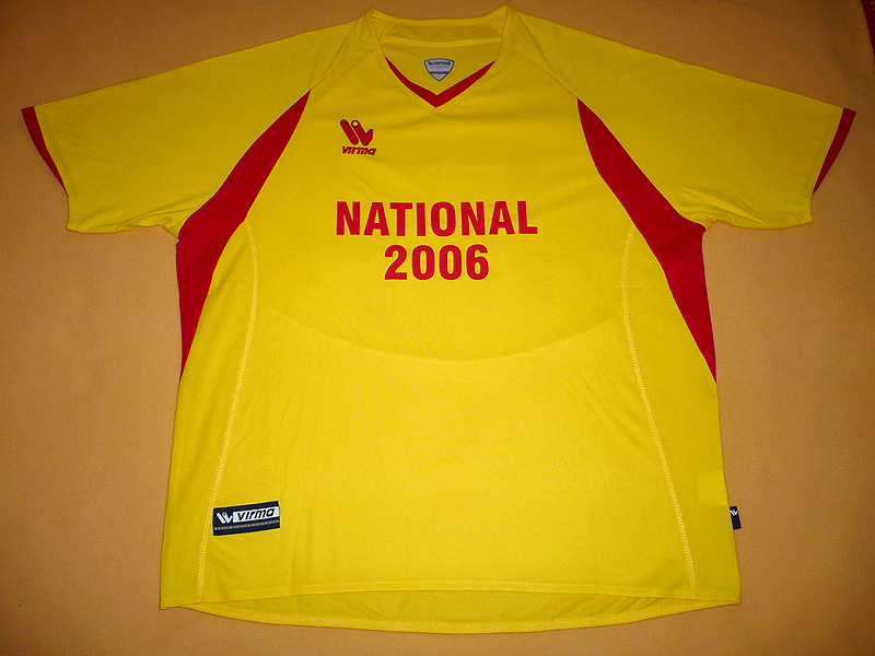 Tricou National 2006